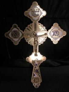 Цена 390. Крест требный большой, размер-290х190