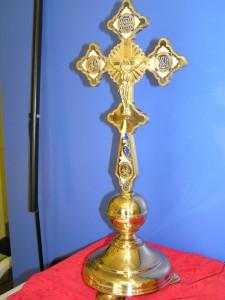 Настольный большой крест